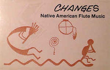 R. Carlos Nakai - Changes (Native American Flute Music) - Cassette 1982 Canyon USA - Folk