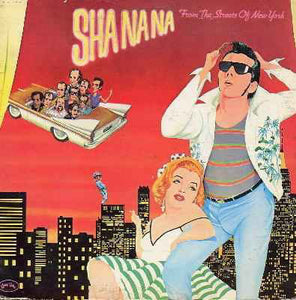 Sha Na Na ‎– From The Streets Of New York - Mint- Lp Record 1973 USA (w/ Poster) Original Vinyl - Rock / R&B / Doo Wop