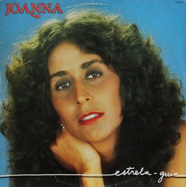 Joanna – Estrela - Guia - Mint- Lp Record 1980 Brazil Import (Poster included) Original Vinyl - Latin / Pop