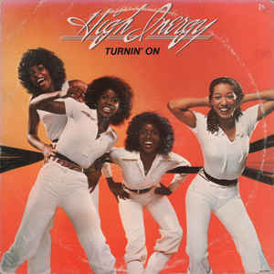 High Inergy ‎– Turnin' On - VG+ 1977 Stereo USA Original Press - Disco / Funk / Soul