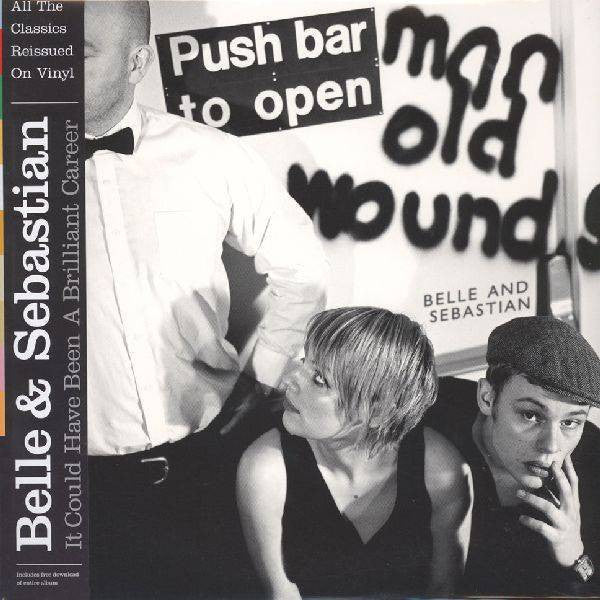 Belle and Sebastian - Push Barman to Open Old Wounds - New Vinyl 2014 Matador Tri-Fold 3-LP Pressing - Indie Pop / Rock