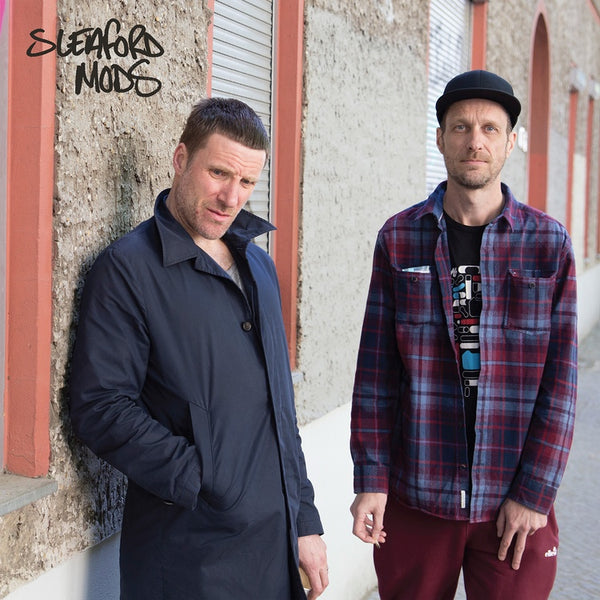 "Sleaford Mods ‎–  Sleaford Mods EP - New Vinyl 2018 Rough Trade 12"" Maxi-Single Pressing - Post-Punk / Minimal / Electronica"