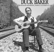 Duck Baker - Les Blues De Richmond: Demos and Outtakes 1973-1979 - New Lp Record 2018 USA Record Store Day Vinyl - Folk Blues