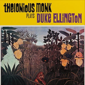 Thelonious Monk ‎– Thelonious Monk Plays Duke Ellington- New Lp Record 2011 Riverside Records USA 180 gram Vinyl - Jazz