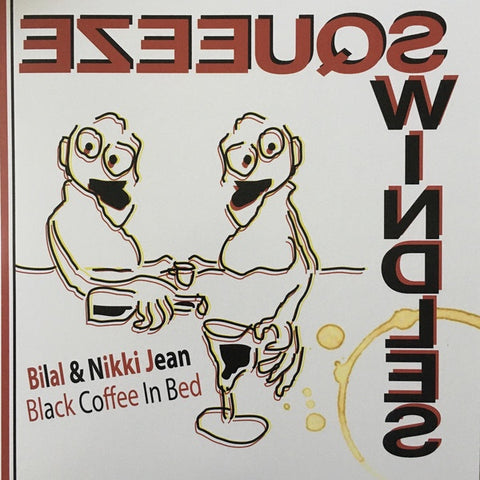"Bilal & Nikki Jean - Black Coffee in Bed - New 7"" Single Record Store Day Black Friday 2020 Yep Roc USA RSD Vinyl -  Soul / Rhythm & Blues"