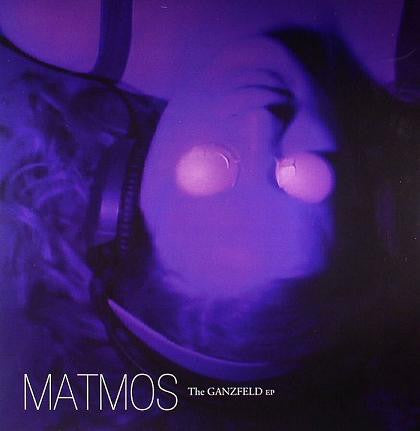 "Matmos ‎– The Ganzfeld - New 12"" Record EP 2012 Thrill Jockey Black Vinyl -  Leftfield / Techno"