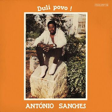 Antonio Sanches - Buli Povo! - New Vinyl Lp 2018 Analog Africa Record Store Day - African / Funk / Soul