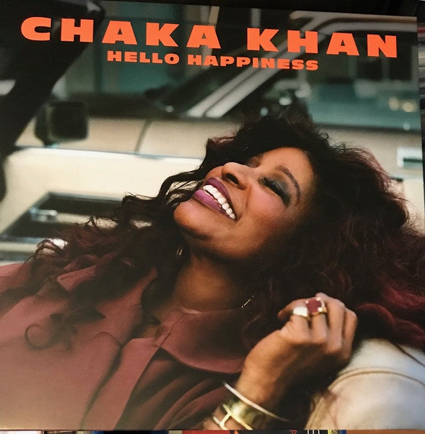 Chaka Khan ‎– Hello Happiness - New Vinyl Lp 2019 Island 180 gram Reissue - Disco / Funk