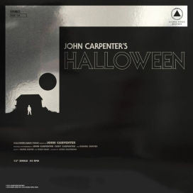 "Soundtrack / John Carpenter - Halloween / Escape From New York - New Vinyl Record 2016 Sacred Bones 12"" 45 RPM + Download - FU: Soundtrack / Carpenter"