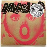 Madlib - Medicine Show 12 & 13: Filthy Ass Remixes - New Vinyl Lp 2011 Madlib Invazion  - Rap / HipHop