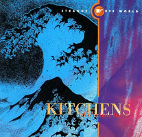 Kitchens Of Distinction ‎– Strange Free World (1991) - New Vinyl 2017 One Little Indian Reissue with Download - Indie / Alt-Rock