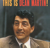Dean Martin ‎– This Is Dean Martin! (1958) - New Vinyl 2015 DOL EU Import 180gram Vinyl Reissue - Jazz / Big Band