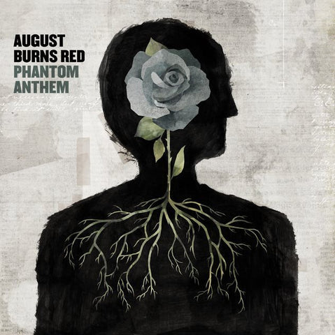 August Burns Red ‎– Phantom Anthem - New 2 Lp Record 2017 Fearless USA 180 gram Black Vinyl & Download - Heavy Metal / Metalcore