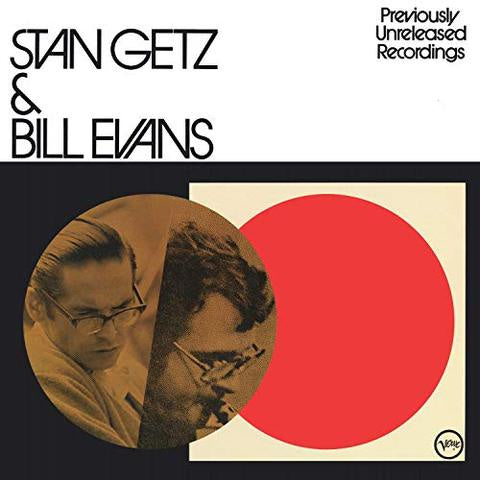 Stan Getz & Bill Evans - Previously Unreleased Recordings - New Vinyl Lp 2019 Verve 'Vital Vinyl' Reissue from the Original Tapes - Jazz