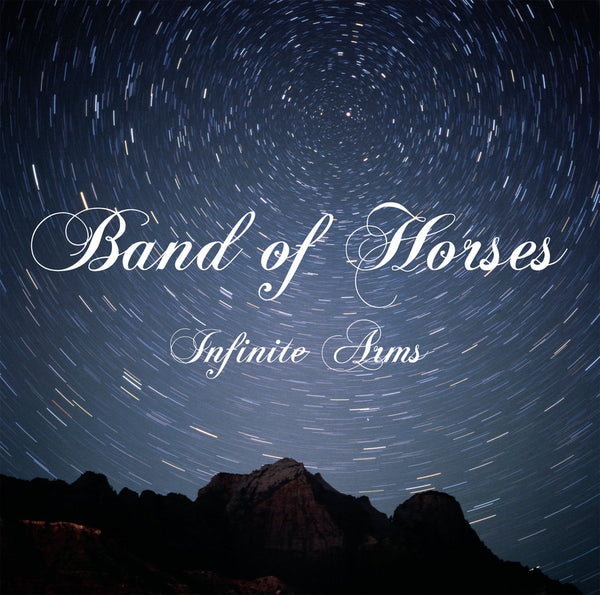 Band of Horses - Infinite Arms - New Vinyl Record 2010 Columbia Gatefold LP - Indie / Folk / Alt-Country