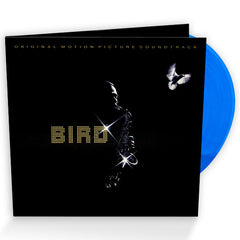 Charlie Parker - Bird (Original 1988 Motion Picture Soundtrack) - New Vinyl 2016 Friday Music Limited Edition Gatefold Reissue on 180 Gram Blue Vinyl - Soundtrack / Jazz