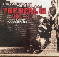 Various ‎– The Worldwide Tribute To The Real Oi Vol. 2 New Vinyl 2 Lp 2018 I Scream Compilation on Colored Vinyl with Download - Hardcore / Punk / Oi