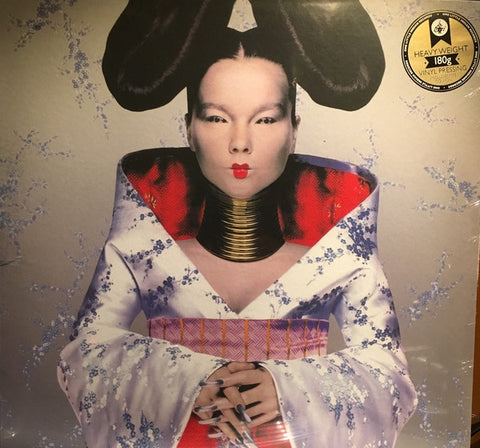 Björk ‎– Homogenic (1997) - New Lp Record 2015 UK Import 180 Gram Vinyl & Download - Electronic