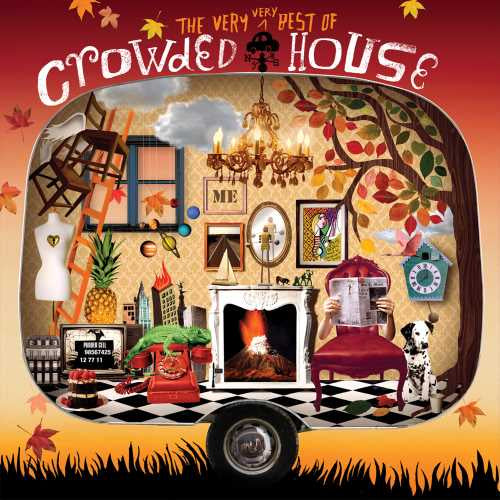 Crowded House - The Very Very Best Of Crowded House - New 2 Lp Record 2019 180gram Vinyl - Pop / Rock