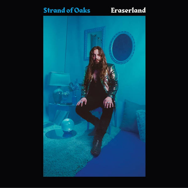 Strand of Oaks - Eraserland - New Vinyl 2 Lp 2019 Dead Oceans Limited Pressing on Transparent / Cloudy White Vinyl - Alt-Rock / Folk