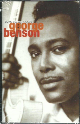 George Benson ‎– Love Remembers - Used Cassette 1993 Warner Bros. - Soul-Jazz
