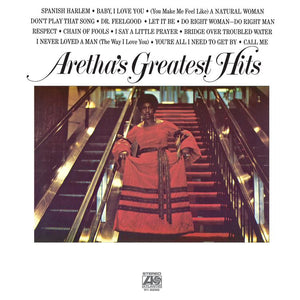 Aretha Franklin ‎– Aretha's Greatest Hits (1971)- New Lp Record 2016 Atlantic USA Vinyl - Soul