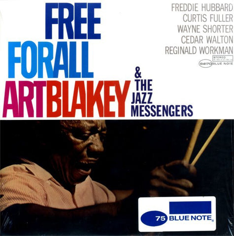 Art Blakey & The Jazz Messengers ‎– Free For All (1965) - New LP Record 2014 Blue Note USA Vinyl - Jazz / Hard Bop