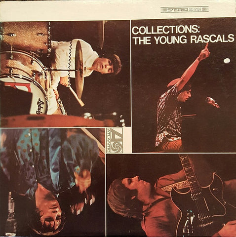 The Young Rascals - Collections - 1967 Stereo (Original Press With Matching Inner Sleeve) USA - Rock/Garage Rock