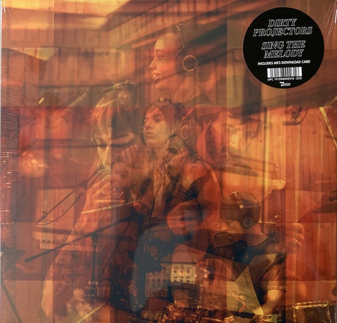 Dirty Projectors ‎– Sing The Melody - New LP Record 2019 Domino Documents Vinyl - Indie Rock