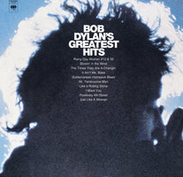 Bob Dylan ‎– Greatest Hits - New Vinyl Lp 2018 Columbia 'We Are Vinyl' 180Gram Compilation Reissue with Download - Folk Rock