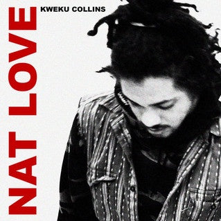 Signed/Autographed - Kweku Collins - Nat Love - New LP Record 2016 Closed Sessions USA Vinyl - Chicago Hip Hop