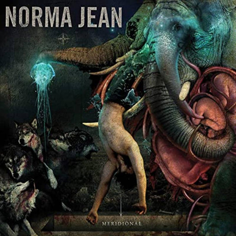 Norma Jean ‎– Meridional (2010) - New 2 LP Record Store Day Black Friday 2020 Craft USA RSD Turquoise Marble Vinyl - Hardcore