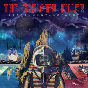 The Gaslamp Killer - Instrumentalepathy - New Cassette 2016 Cuss / Low End Theory Cassette Store Day Limited Edition Red Tape - HipHop / Beat Music