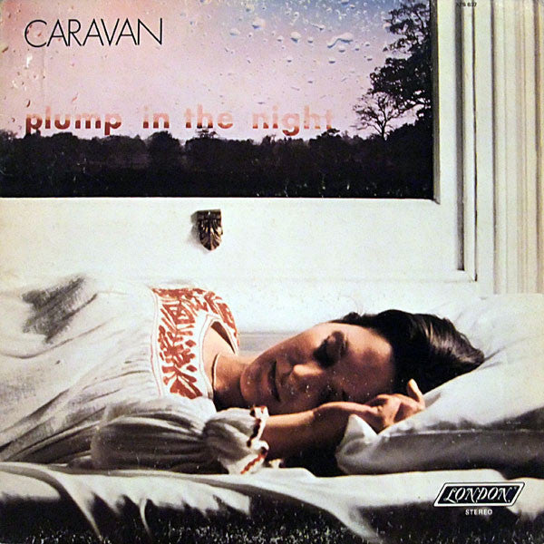 Caravan - For Girls Who Grow Plump In The Night - VG+ 1973 Stereo USA (Original Press) - Prog/Psych Rock