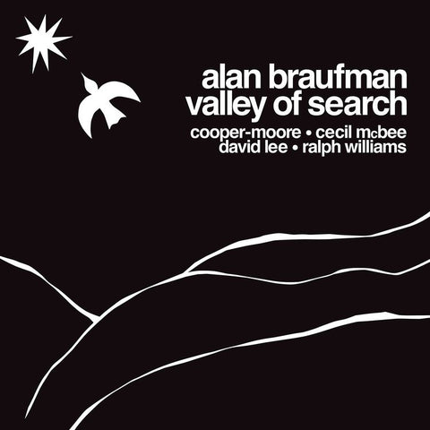 Alan Braufman - Valley Of Search (1975) - New Vinyl 2018 The Control Group Reissue - Jazz