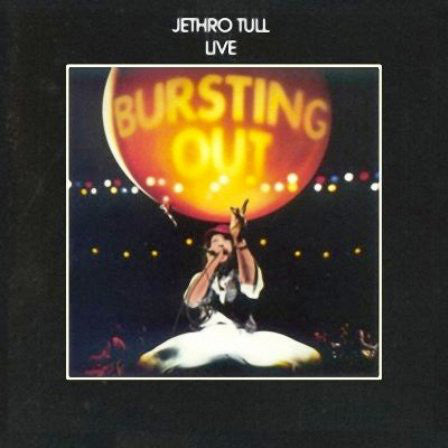 Jethro Tull - Live - Bursting Out - VG 1978 Stereo 2 Lp USA - Rock