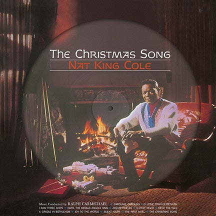 Nat King Cole ‎– The Christmas Song  - New LP Record 2017 DOL Limited Edition Vinyl Picture Disc EU Import - Holiday / Pop / Vocal