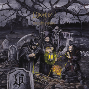 Usurper - Skeletal Season (1998) - New LP Record 2020 Back On Black Vinyl - Death Metal