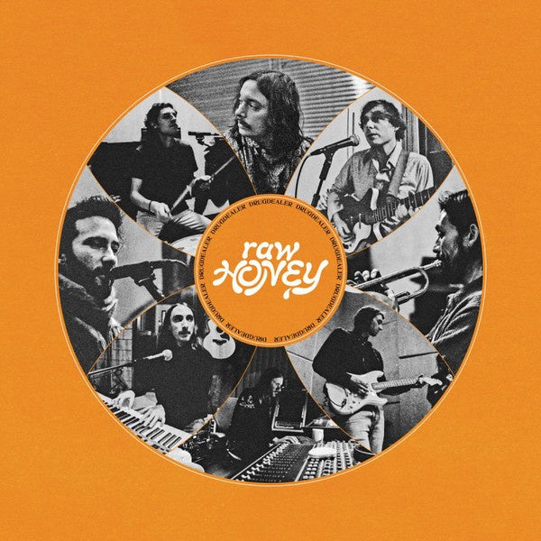 Drugdealer - Raw Honey - New Lp 2019 Mexican Summer Vinyl with Download - Psych Rock / Indie Pop