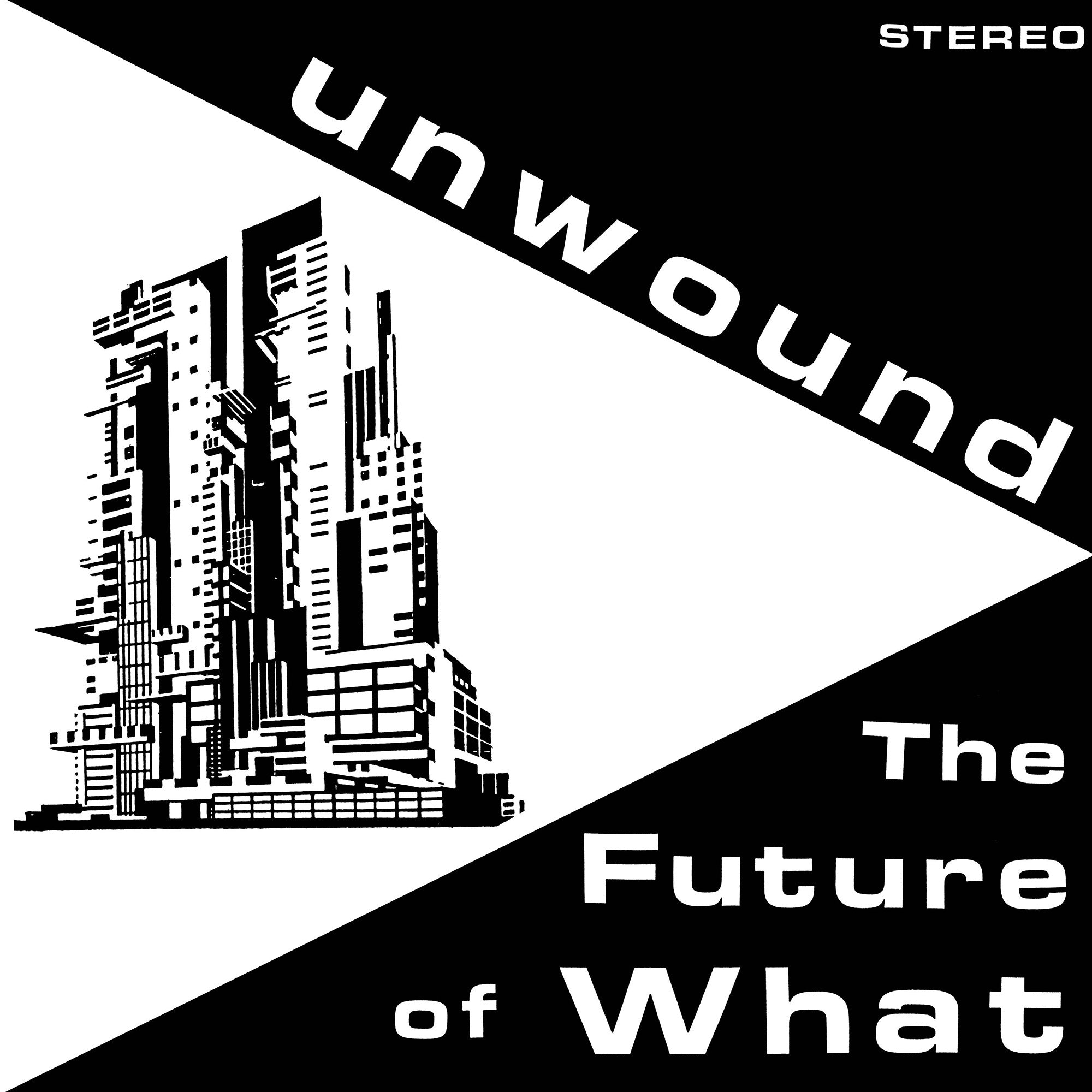 Unwound ‎– The Future Of What (1995) - New LP Record 2019 Numero Group Vinyl - Punk / Indie Rock