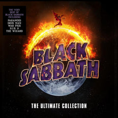 Black Sabath - The Ultimate Collection - New Vinyl 2017 Warner Brothers 4-LP 'Very Best Of' Collection - Metal / Doom-Gods / Praise Iommi