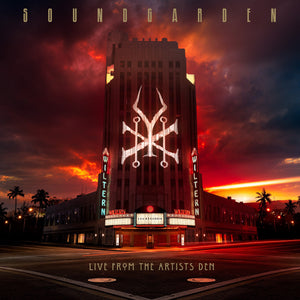 Soundgarden — Live From The Artists Den - New 4 Lp Record 2019 180Gram Vinyl - Grunge/Alt Rock