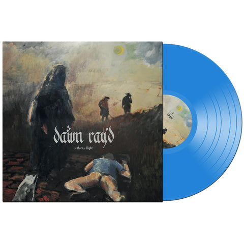 Dawn Ray'd – A Thorn, A Blight (2015) - New LP Record 2020 Prosthetic Limited Blue Vinyl - Black Metal