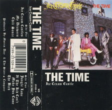The Time - Ice Cream Castle - VG+ 1984 USA Cassette Tape - Funk/Pop