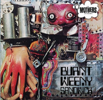 Frank Zappa - Burnt Weeny Sandwich (1970) - New Vinyl 2018 Zappa Records 180gram  Audiophile Repressing with Gatefold Jacket and Poster - Rock / Avantgarde / gettttt weeeiirrrdddd