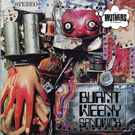 Frank Zappa - Burnt Weeny Sandwich (1970) - New Lp Record 2018 Europe Import 180 gram Vinyl & Poster - Rock / Jazz-Rock / Avantgarde