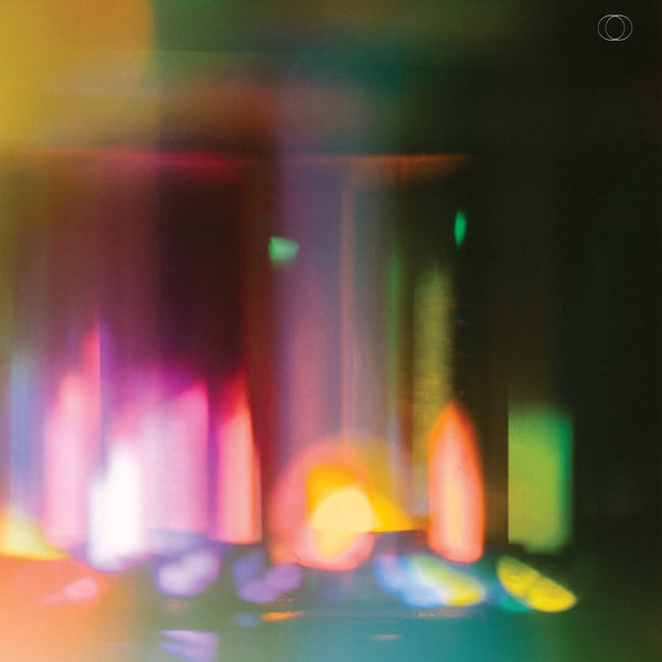 Gravity Pairs - Beacon - New Vinyl 2018 Ghostly International Limited Edition 'Clouded Pink' Colored Vinyl - Electronic / Downtempo