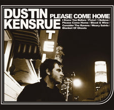 Dustin Kensrue (Thrice) - Please Come Home - New Vinyl 2017 Equal Vision Ten Bands One Cause Limited Edition Pink Vinyl (Ltd. to 1500) - Indie Rock / Folk Rock / Emo