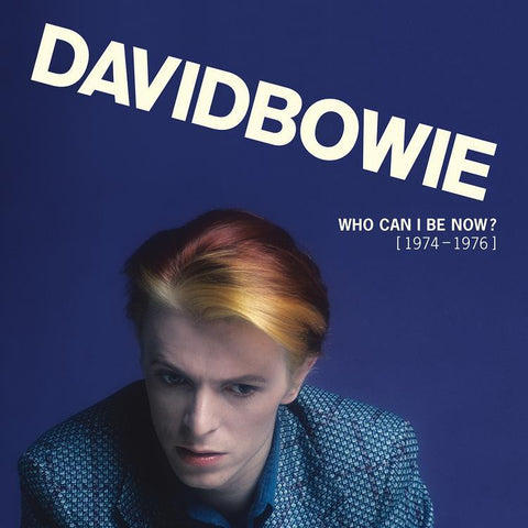 David Bowie - Who Can I Be Now? 1974-1976 - New Vinyl Record 2016 Parlophone Records Deluxe 13-LP Boxset on 180gram Vinyl! - Pop / Rock
