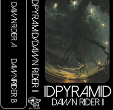 Idpyramid - Dawn Rider II - New Cassette 2016 Eye Vybe - Synthwave